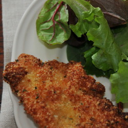 Fried Turkey Cutlets