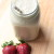 Strawberry Coconut Cashew Smoothie