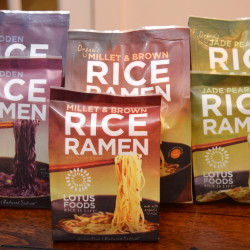 Lotus Food Rice Ramen