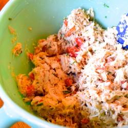 Crab Cake Mixture