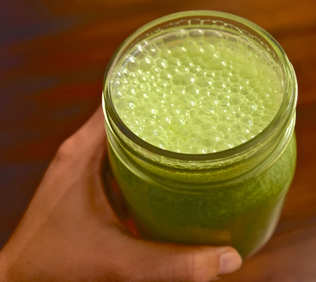 Melon Matcha Smoothie